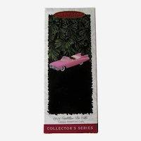Cadillac De Ville Ornament - Hallmark 1959 Cadillac - Classic American Cars Series