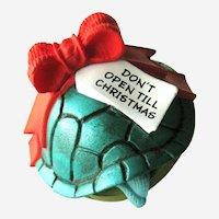 Hallmark Turtle Dreams Ornament - Clip on Ornament - Collectible Ornament