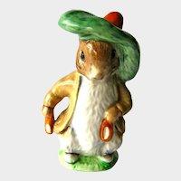 Benjamin Bunny by Beatrix Potter - Beswick England - Beatrix Potter Character - Potter Stories