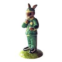 Vintage Stop Watch Royal Doulton Bunnykins 2002 Figure of the Year - Collectible Bunnykins