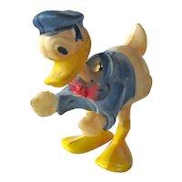 Donald Duck Marx Bros Nodder Bobble Head - Miniature Donald Duck - Collectible Nodder