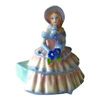 Royal Doulton Miniature Pretty Lady - Royal Doulton Day Dreams - Royal Doulton M244