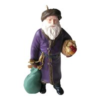 Vintage Merry Olde Santa Hallmark Series Ornament - Sixth in Merry Olde Santa Series
