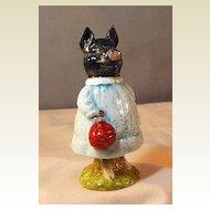 Beatrix Potter Figure Pig-Wig - Black Pig