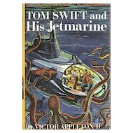 Tom Swift and His Jetmarine Book by Victor Appleton, Number 2 in New Tom Swift Jr. Adventures