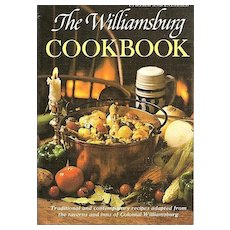 Williamsburg Cookbook of Colonial and Contemporary Recipes