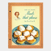 Mary Lee Taylor's Meals that pease for 2 or 4 or 6 Cookbook