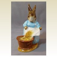 "Beatrix Potter's ""Cecily Parsley"" Figure  by Beswick"