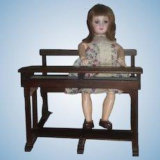 """(11"""" 3/8) Bleuette Doll bisque head Unis France 301 1. 1/4 By Gautier Languereau"""