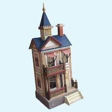 Antique Dollhouse By Moritz Gottschalk