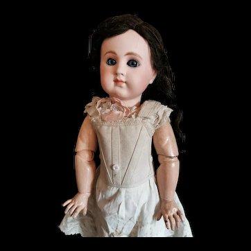 "20"" 3/4 (52Cm) Interesting & Beautiful Antique French BEBE JOANNY Doll."