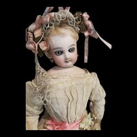Lovely French Fashion doll By Jumeau.