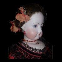 The Beautiful Spanish Girl Fashion doll