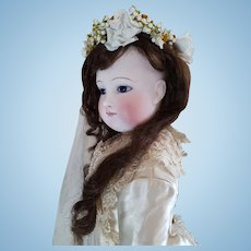 """25"""" Lovely Fashion Doll Barrois with her original bride Gown."""