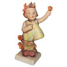 "Hummel figurine 72 ""Spring Cheer"".   Rare variant."