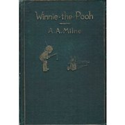 Winnie the Pooh 1st US edition 1926