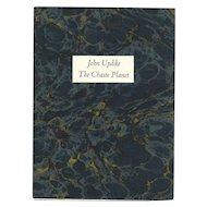 """The Chaste Planet"" First Limited Edition by John Updike"