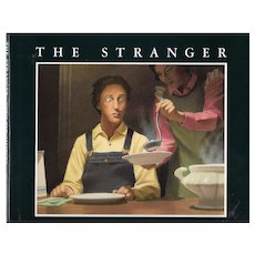 The Stranger (First Edition signed by Chris Van Allsburg)