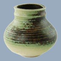 Vintage Francesca Mascitti Lindh for Arabia Studio Art Pottery Bud Vase