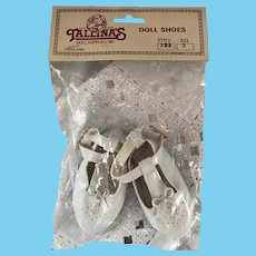 Old Store Stock White Shoes In Package