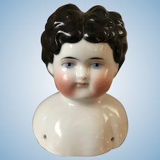 Antique China Doll Head / ABG / 4 1/2""