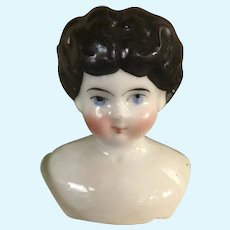 "2"" Antique China Doll Head"