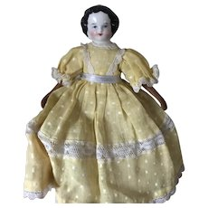 "6"" Antique China Head Doll"
