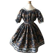 "Off Shoulder 1860's Style New Dress 20""-24"""