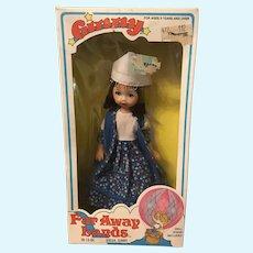 Far Away Lands Greek Ginny Doll NRFB