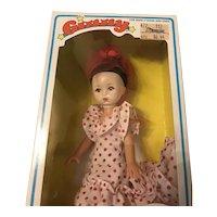 Far Away Lands Spanish Ginny Doll NRFB