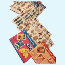 Assortment Barbie Stickers/ Books