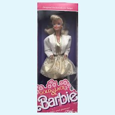 Gold and Lace Barbie - Target Exclusive -NRFB