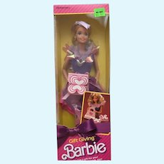 Gift Giving Barbie - NRFB
