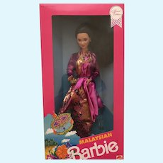Dolls of the World Collection- Malaysian- NRFB