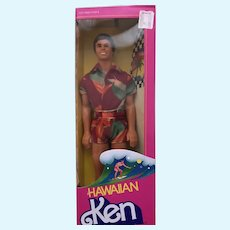 Hawaiian Ken Doll -NRFB