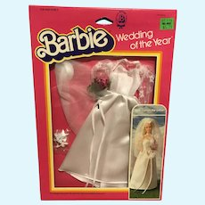 Wedding of the Year Barbie Gown