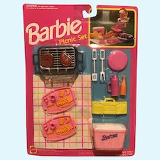Barbie Picnic Set - NRFB