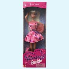 Special Edition Valentine Barbie - NRFB