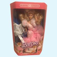 Sweet Roses Barbie NRFB