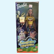 SpongeBob SquarePants Barbie- NRFB