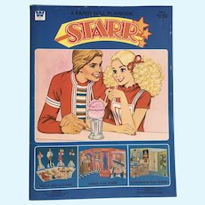 Starr Paper Doll Book /Unused Mint Condition
