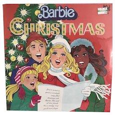 Barbie Christmas Album / Record 1981