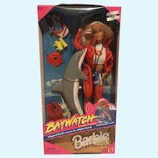 BayWatch Barbie NRFB