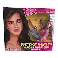 Brooke Shields -NRFB