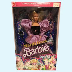 Mardi Gras Barbie First Edition American Beauties Collection- NRFB
