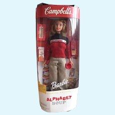 Campbells Alphabet Soup Barbie Special Edition NRFB