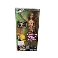 Barbie And Tweety Looney Tunes NRFB