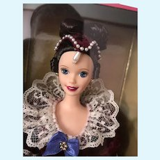 Sentimental Valentine Barbie - Second in Series - NRFB