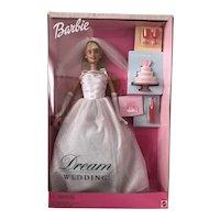 Dream Wedding Barbie- NRFB