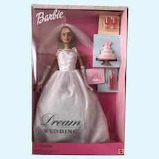 Dream Wedding Barbie- NRFB